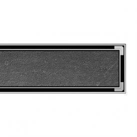 ACO ShowerDrain C tileable designer cover Tile for shower channel: 90 cm
