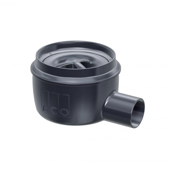 ACO Walk-In Easyflow drain body for Walk-in DN 50, with horizontal socket