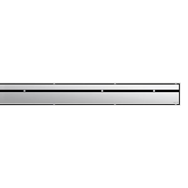ACO ShowerDrain E+/M+ design cover Stripe for shower channel: 60 cm