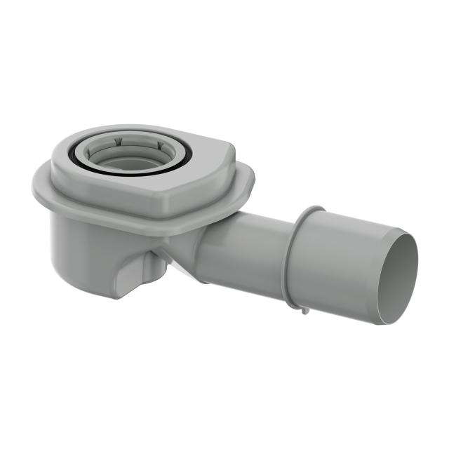 ACO ShowerDrain M+ drain body, socket version 1.5°, DN40/50, water trap height 3 cm