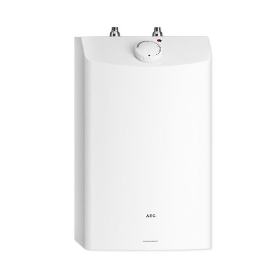 AEG DKU 10 closed-outlet small hot water tank