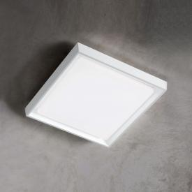 AI LATI Alu LED ceiling light/wall light, square