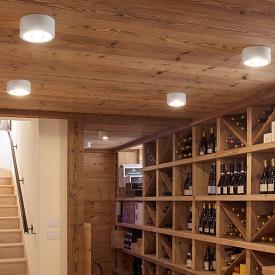 AI LATI Eclipse Tonda LED ceiling light, large