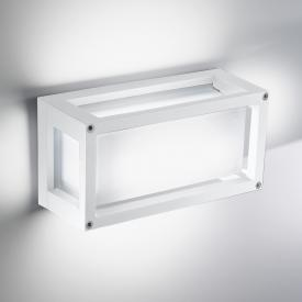 AI LATI Home LED wall light, rectangular