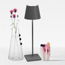AI LATI Poldina Pro USB LED table lamp with dimmer