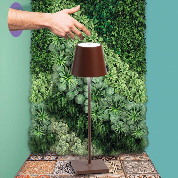 AI LATI Poldina USB LED table lamp
