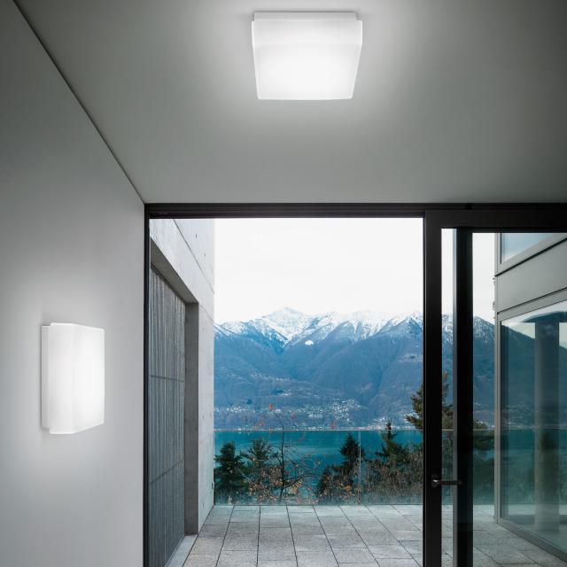 AI LATI Caorle ceiling light/wall light, 2 heads
