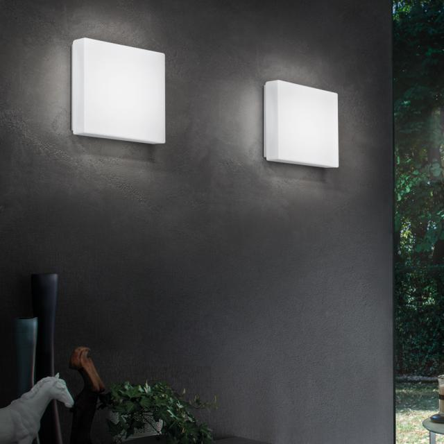 AI LATI Caorle ceiling light/wall light, 3 heads