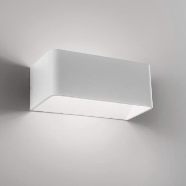 AI LATI Cubetto LED wall light, rectangular