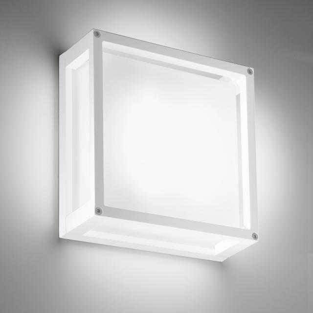 AI LATI Home LED wall light/ceiling light, square