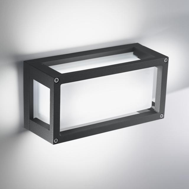 AI LATI Home wall light, rectangular