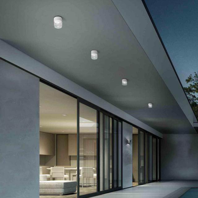 AI LATI Lens LED ceiling light
