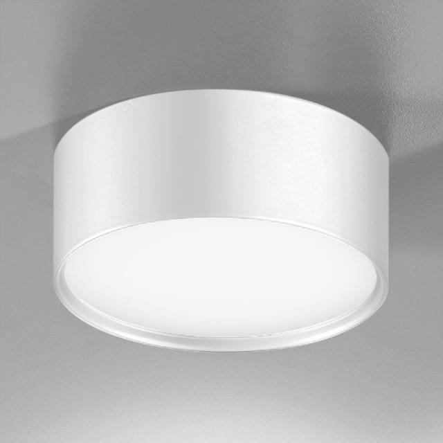 AI LATI Mine LED ceiling light, cylindrical