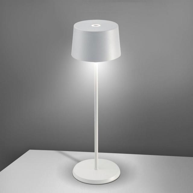 AI LATI Olivia Pro rechargeable LED table lamp with dimmer