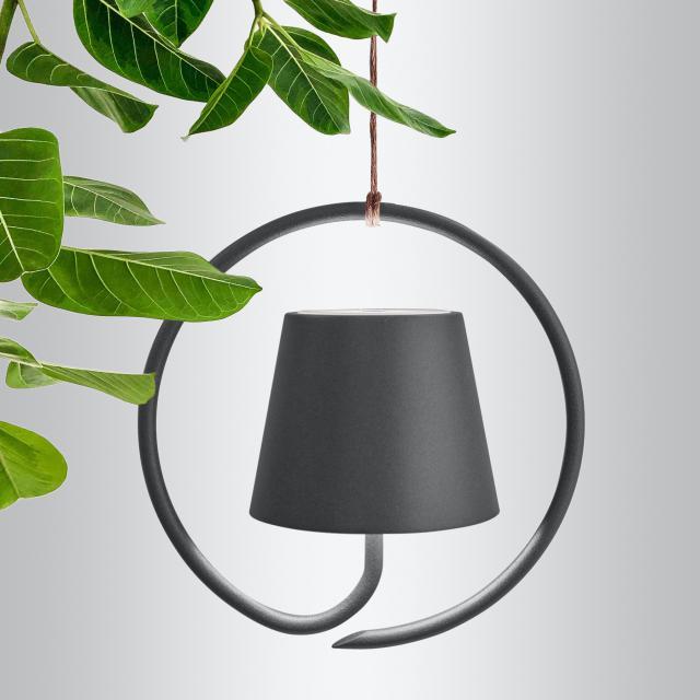 AI LATI Poldina USB LED pendant light with dimmer