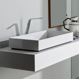 Alape AB.ME countertop washbasin white