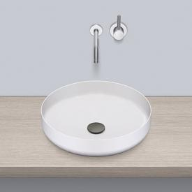 Alape AB. SO450.1 countertop washbasin white, with antibacterial coating