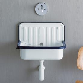 Alape AG.STAHLFORM510Ü utility washbasin W: 51 H: 36.5 D: 35,5 cm