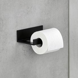 Alape Assist toilet roll holder matt black