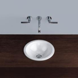 Alape EB.K built-in washbasin white, without overflow