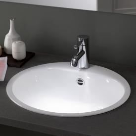 Alape EW built-in washbasin white