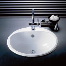 Alape EW drop-in washbasin white