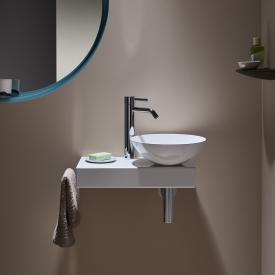 Alape Piccolo Novo wash place white