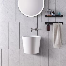Alape Scopio WT.CO400/H washbasin white