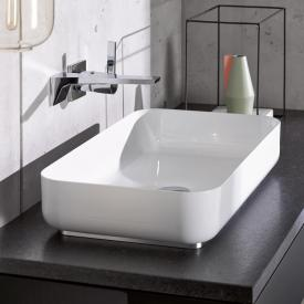 Alape Stream SB.SR650 washbowl white, with easy-care coating