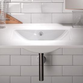 Alape UB.R585 undermount washbasin white