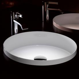 Alape Unisono built-in washbasin white
