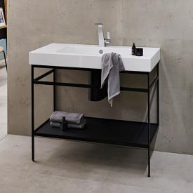 Alape Work.Frame washbasin with steel frame