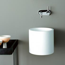 Alape WT.RS washbasin white, with easy-care coating