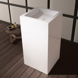 Alape WT.RX washbasin, freestanding, square white