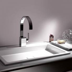 Alape EB.RE built-in washbasin white, with easy-care coating