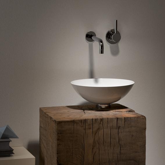 Alape SB.K washbowl white, with ProShield