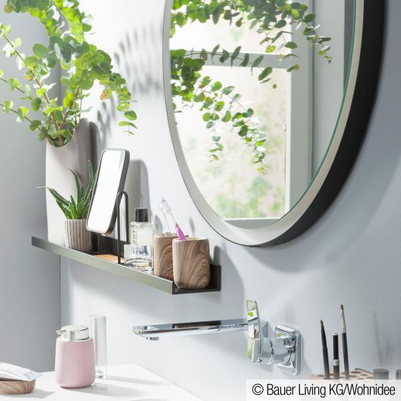 Alape SP.FR mirror with LED lighting