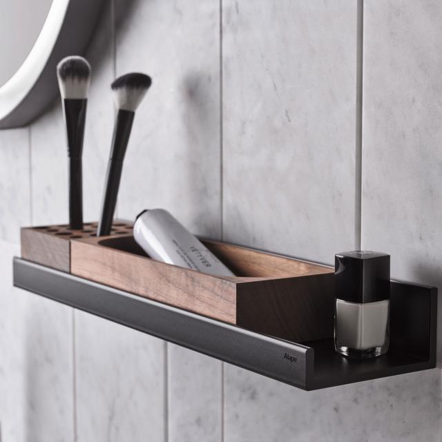 Alape Assist shelf matt black