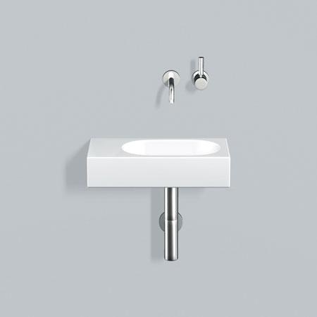 Alape WT.XXS washbasin without tap hole