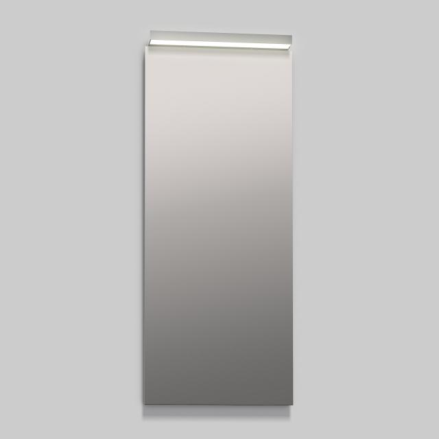 Alape SP mirror with LED lighting