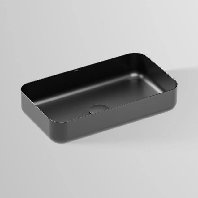 Alape Stream SB.SR650 washbowl matt black