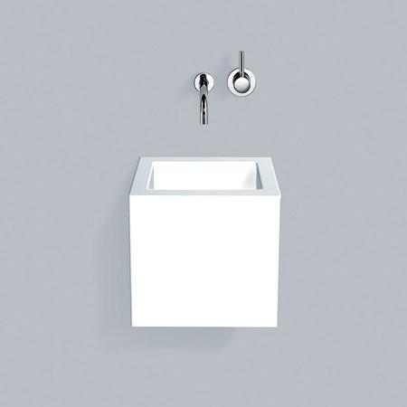 Alape WT.QS washbasin white