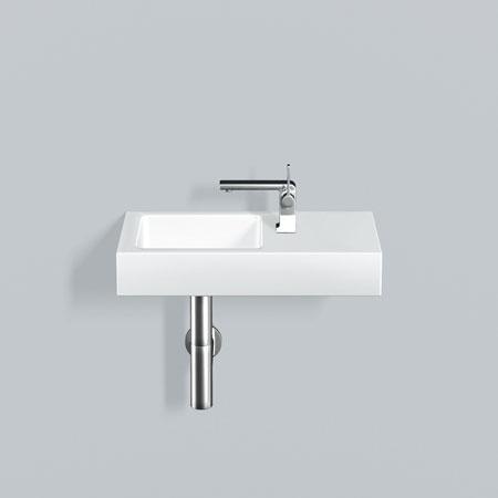 Alape WT.QS washbasin with 1 tap hole