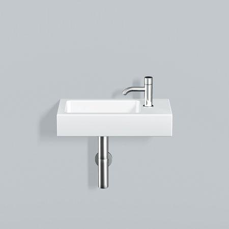 Alape Xplore.S WT.XS washbasin with 1 tap hole