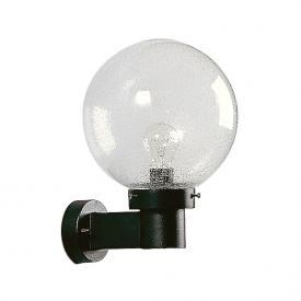 Albert globe wall light