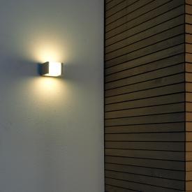 Albert LED wall light