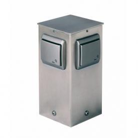 Albert socket pedestal quadruple