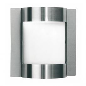 Albert stainless steel wall light