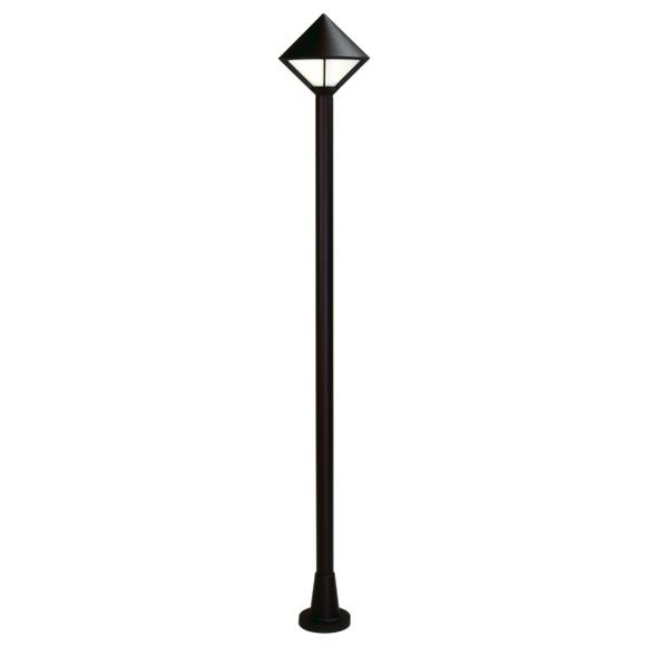albert cast aluminium lamp post