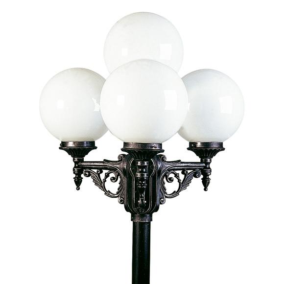 albert globe for lamp post
